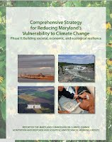 (January 2011). Comprehensive Strategy for Reducing Maryland's Vulnerability to Climate Change, Phase II: Building societal, economic, and ecological resilience