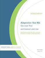 Grannis, J. (2011). Adaptation tool kit: Sea-level rise and coastal land use. Georgetown Climate Center , Georgetown University, Washington, DC.